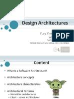 4 1 Architectures