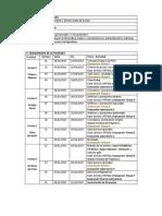 Cronograma de Actividades Virtuales - 2017-II 02 - Algoritmos y Estructura de Datos (1814)