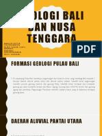 Geologi Bali Dan Nusa Tenggara-1