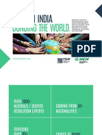 Federation of Integrated Conflict Management  (FICM) - The Mediation and Conciliation Network (MCN - Brochure