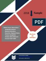 Global Cancer Monoclonal Antibodies Market