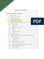 Diseño de La Investigación Científica Para El Primer Capítulo