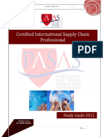 CISCP Study Guide - January 2012
