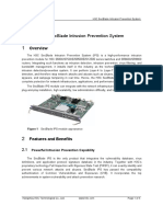 H3C SecBlade IPS Marketing Brochure-5M105-20100830