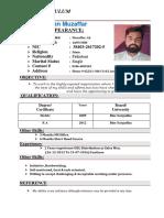 Hafiz Zeeshan Muzaffar
