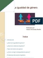 La Igualdad de Género.ppt