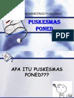 TM 10 PONED
