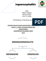 3. Meningoencephalitis (PPT)