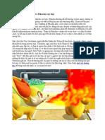 Khám Phá Game Detective Pikachu Mới