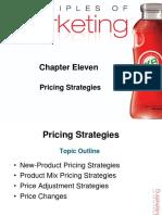 Kotler POM13e Student 11 Pricing Strategies