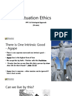 3. Situation Ethics