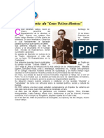 16 de Marzo - Nacimiento de César Vallejo Mendoza.doc