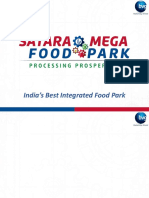 Satara Food Park New PPT