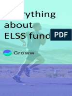 Everything You Need to Know About ELSS Funds