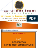 The Childrens Bequest Ppt
