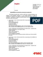 Modelo Requerimento de Protesto - Fmc