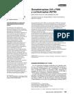 Gonadotropinas (LH y FSH) y corticotropina (ACTH)