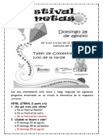 Afiche de Las Cometas (1)