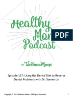 127-UsingtheDentalDiettoReverseDentalProblemswithDr.StevenLin