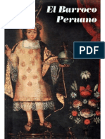 El Barroco Peruano II