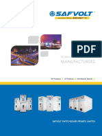 Safvolt Switchgears Private Limited - Products
