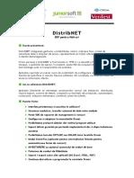 Program Gestiune Distributie DistribNet - Junior Soft