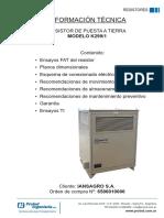 K299-1 Info Técnica