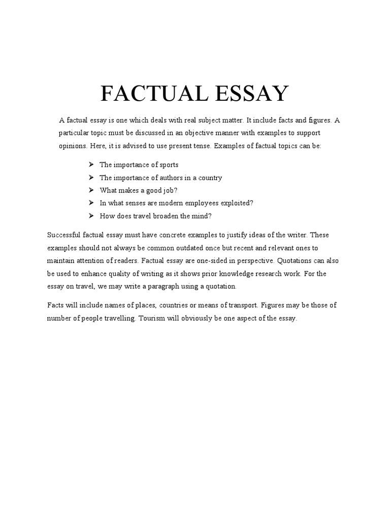 Advised Physics Essay Topics