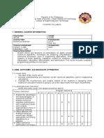 ES84 Numerical Methods
