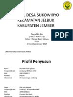 Profil Desa Sukowiryo