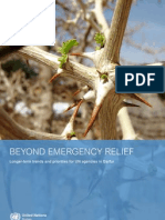Darfur | Beyond Emergency Relief