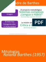 5 Barthes Mitologías