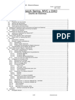 Framework Spring MVC y DAO v1 01