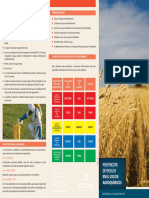 Asociart Tript Uso de Agroquimicos