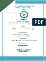 Vl Maria Del Carmen Teoria de Lo Test y Fundamento de Medicion