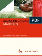 Kindler Kompakt -  Märchen-J.B. Metzler (2017)