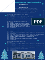 Programação Feira de Natal Do Museu (1)