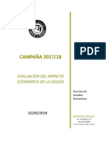 Impact Drought Argentine Grains 2018
