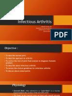 Infectious Arthritis
