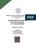 Toxoplasmosis Procedimiento