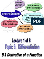 2 Students Ch 9 Differentiation QS015 Edited July2017