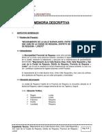 1. Memoria Descriptiva Buenos Aires