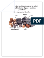 Trabajo de Quimica (Metales)