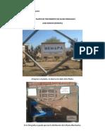 Visita Planta de Tratamiento de Aguas Residuales Alba Rancho