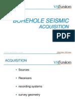 Adquisicion de datos sísmicos