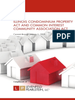 Illinois Condominium Property Act and Common Interest Community Association Act
