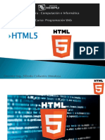 S1 - HTML5