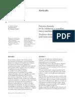 Práctica Basada en La Evidencia y Estudios Meta-Analíticos