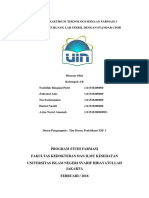 Laporan i Praktikum Teknologi Sediaan Farmasi 3