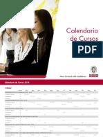Calendario+Cursos+2018+BUREAU VERITAS MEXICANA